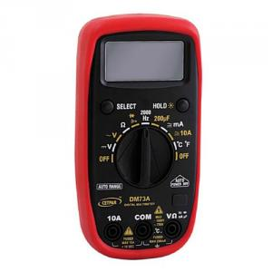 Cetpar DM-73A Auto Range Digital Multimeter