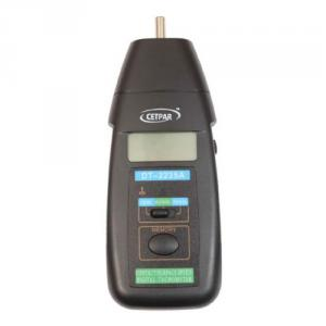 Cetpar DT-2235A Contact Tachometer Surface Speed Meter