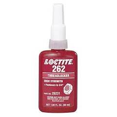 Loctite 262 50ml Thread Locker