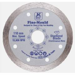 JK Diamond Cutting Blades Fine Mould  4 (Pack of 10)