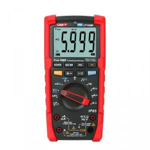 Uni-T UT195M Digital True RMS Industrial Multimeter with Flashlight, TECH2259
