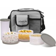 Milton Meal Combi 3 Container Lunch Box Set