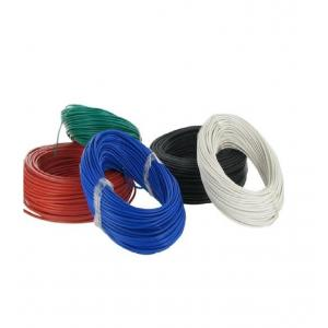Luminous 90m 4 Sq. mm Red Flame Retardant PVC Insulated Cable