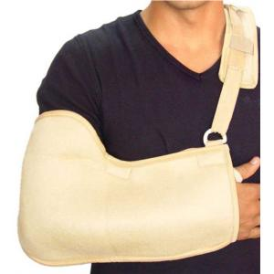 Turion RT08 Medical Arm Sling Mesh Shoulder Immobilizer Bandage Guard, Size: M