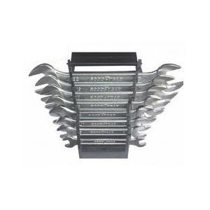 Attrico Open Spanner Wrench Set, AST-8