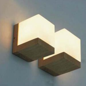 Darusilpi DWHL00017 Brown Wall Lamp