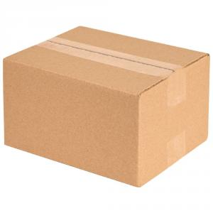 Adiflex 3 Ply Plain Corrugated Boxes For 4.3x4.4x4 inch (Pack of 50)
