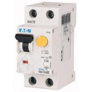 Eaton PKNM 25A SPN B RCBO, 170661