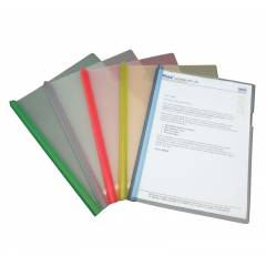 Solo Report Cover Strip File, RC002, Size: A4 (Pack of 5)