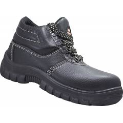 Prima PSF-25 Cosmo Steel Toe Safety Shoes, Size: 6