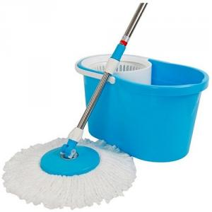 Shopper 52 360 Degree Floor Cleaning Mop with 2 Microfibre, ESMP