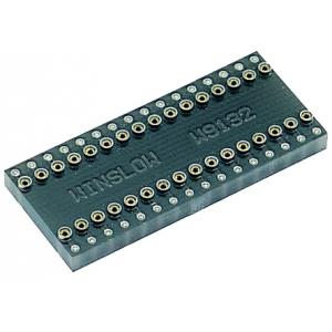 Winslow 24 Pin Female/Mail DIP IC Socket Adapter, W9115RC