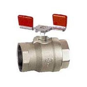 CIM RED5/1 Fullway Ball valve with Butterfly Handle, Size: 20 mm