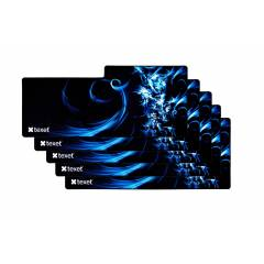 Texet Premium XXXL Size Gaming Mousepad with Rubber Surface, GMP-002 (Pack of 5)