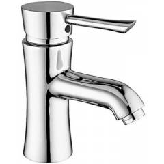 Marc Shapes Single Lever Basin Mixer without Pop-up Waste, MSP-2010