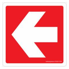 Safety Sign Store Arrow-Graphic Sign Board, FE520-105V-01, (Pack of 5)
