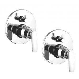 Oleanna Metro Single Lever Diverter, MT-16 (Pack of 2)