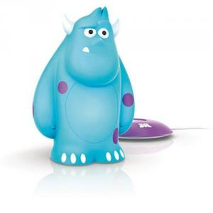 Philips Disney Friend Sulley Portable LED Table Lamp