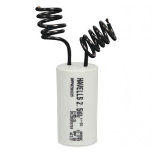 Havells 3.15µF Fan Capacitor, QHPCWC5003X1 (Pack of 60)