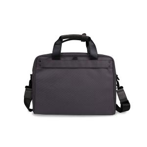 Uniq Black Laptop Bag For 15 Inch Laptop & 10 Inch Tablet