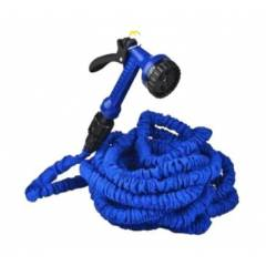 Flora/Concorde CAS-725 Expandable Irrigation Hose Sprinkler with 8 Pattern Nozzle