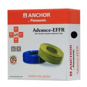Anchor 90m 1 Sqmm Single Core Assorted Copper Industrial Cable, 96103
