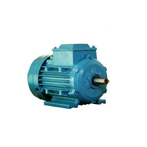 ABB 7.5HP 4 Pole Three Phase Foot Mounted Cast Iron IE2 Induction TEFC Motor, M2BAX132SA4 IE2