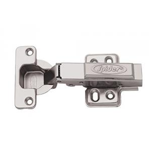 Spider Full Overlay Auto Concealed Hydraulic Closing Hinge (Pack of 2)