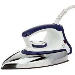 Bajaj Majesty 1000W Blue & White Dry Iron, DX11