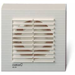 Cata B-10 White Exhaust Fan, Sweep: 100 mm