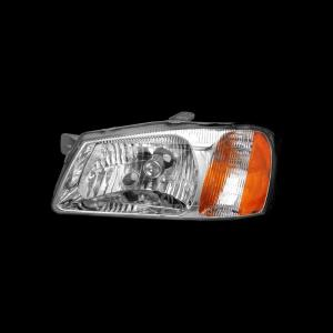 Indolite Left Hand Head Light Assembly For Hyundai Accent T-2, AGH03
