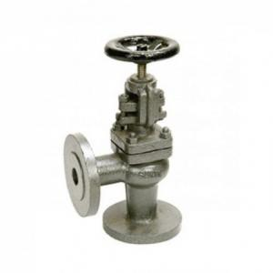 Sant 1 Inch Cast Iron Junction Steam Stop Valve, CI 2A