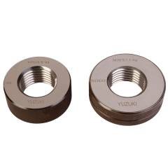 Yuzuki Go and Not Go 6G Thread Ring Gauge, M12x1
