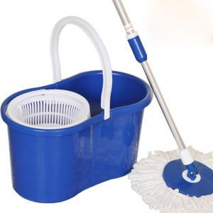Magic Plastic Bucket Mops