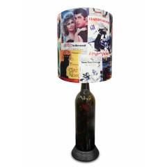 What Scrap Vintage Hollywood Table Lamp