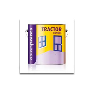 Asian Paints Tractor/Utsav Enamel, 0053 Gr-M1, Colour: Smoke Grey, 4 L