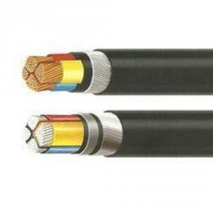 Polycab 35 Sqmm 4 Core Copper Armoured Cable, Length: 100 m