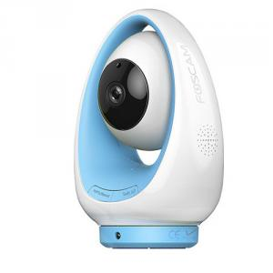 FOSCAM Fosbaby P1 HD 720P Wireless IP Camera, Colour: Blue