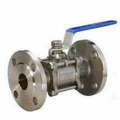Sap Cast Steel 3PC Flanged Ends Full Bore Ball Valves, A.S.A 300, 125 mm