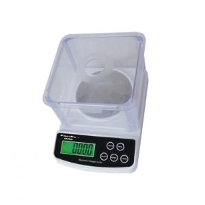 Pacific LCD Wing Shield Jewelry Weighing Scale, Capacity: 500 g