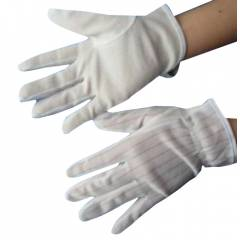 S R Engineering ESD Antistatic Non Slippery Gloves (Pack of 10)