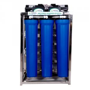Wellon Commercial 7 Stages RO+UV+TDS Controller Water Purifier, Purification Capacity: 50 lph