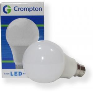 Crompton 9W B-22 White Smart LED Bulbs (Pack of 4)