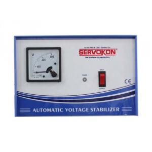 Servokon 4 kVA 140V Automatic Voltage Stabilizer