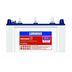 Luminous Red Charge 15000 Tubular Battery