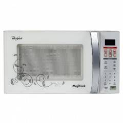 Whirlpool Magicook Classic 20 Litre Pure White Solo Microwave Oven