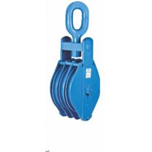 Kepro 15 Ton Triple Sheave Wire Rope Pulley Block, KWRP312150