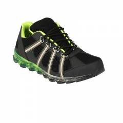 Wave Walk WWS-18 Steel Toe Safety Shoes, Size: 6