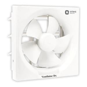 Orient 1250rpm Ventilator Dx White Ventilation Fan, Sweep: 250 mm