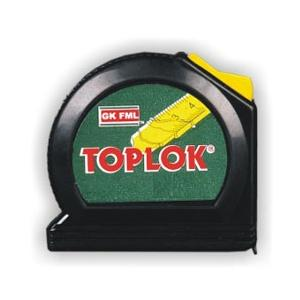 Freemans Pocket Tape Toplok (With Belt Clip and Lock) 19 mm,5m-TL (Pack of 10)